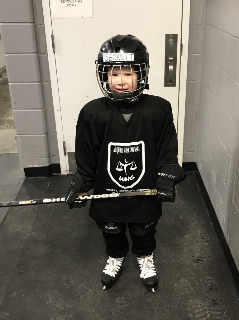 TEAM BECKETT: WHY TEAM SPORTS ARE IMPORTANT FOR ALL KIDS